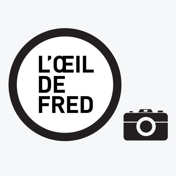 logo l'œil de Fred - Photographies